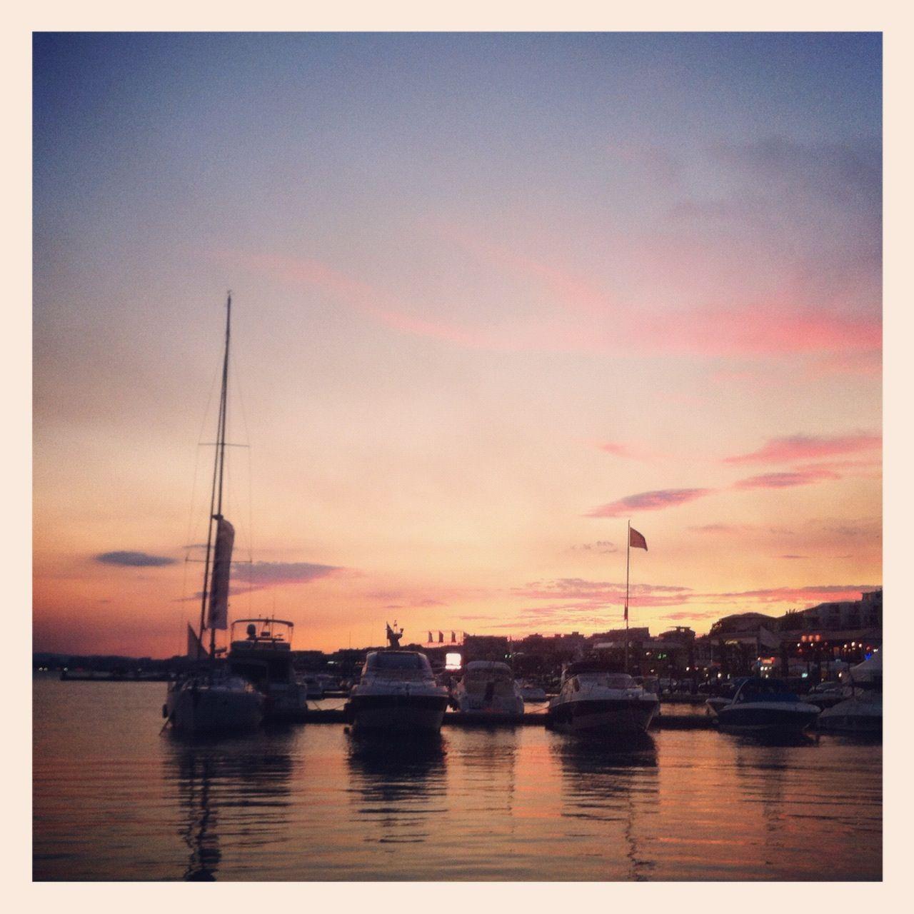 Bulgaria. Marina port.