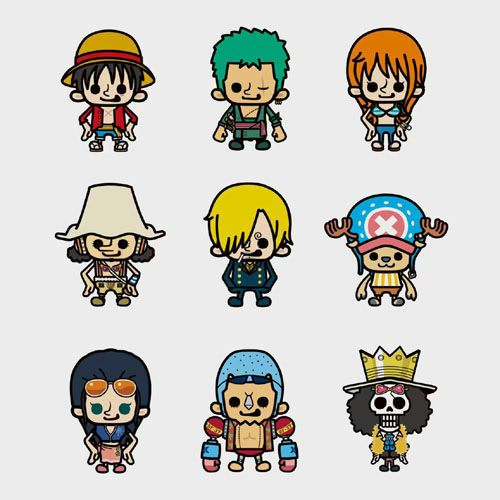 One Piece Full Face Jr.