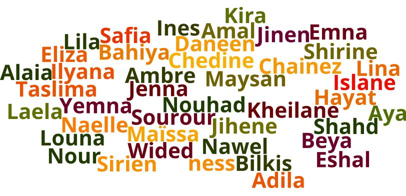 recherche prenom musulman fille