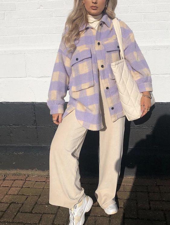 Surchemise :voici comment porter la veste la pluscoolde cet automne