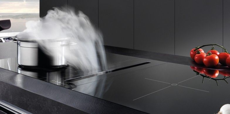 Bach Countertop Extractor In 2019 Kitchen Hoods Cooker Hoods
