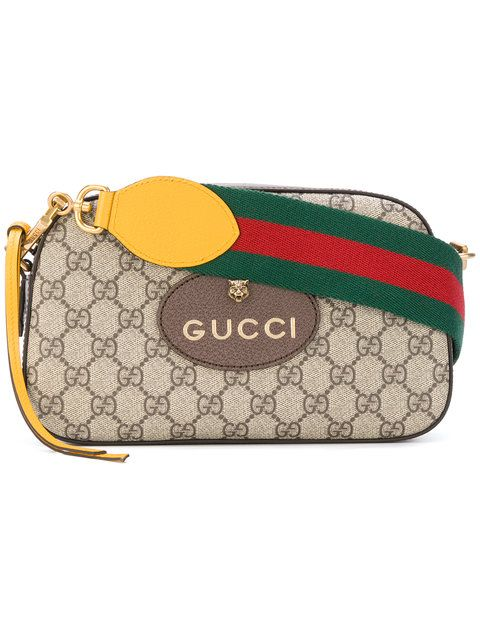 5424eb7003ba GUCCI Gg Supreme Shoulder Bag. #gucci #bags #shoulder bags #leather ...