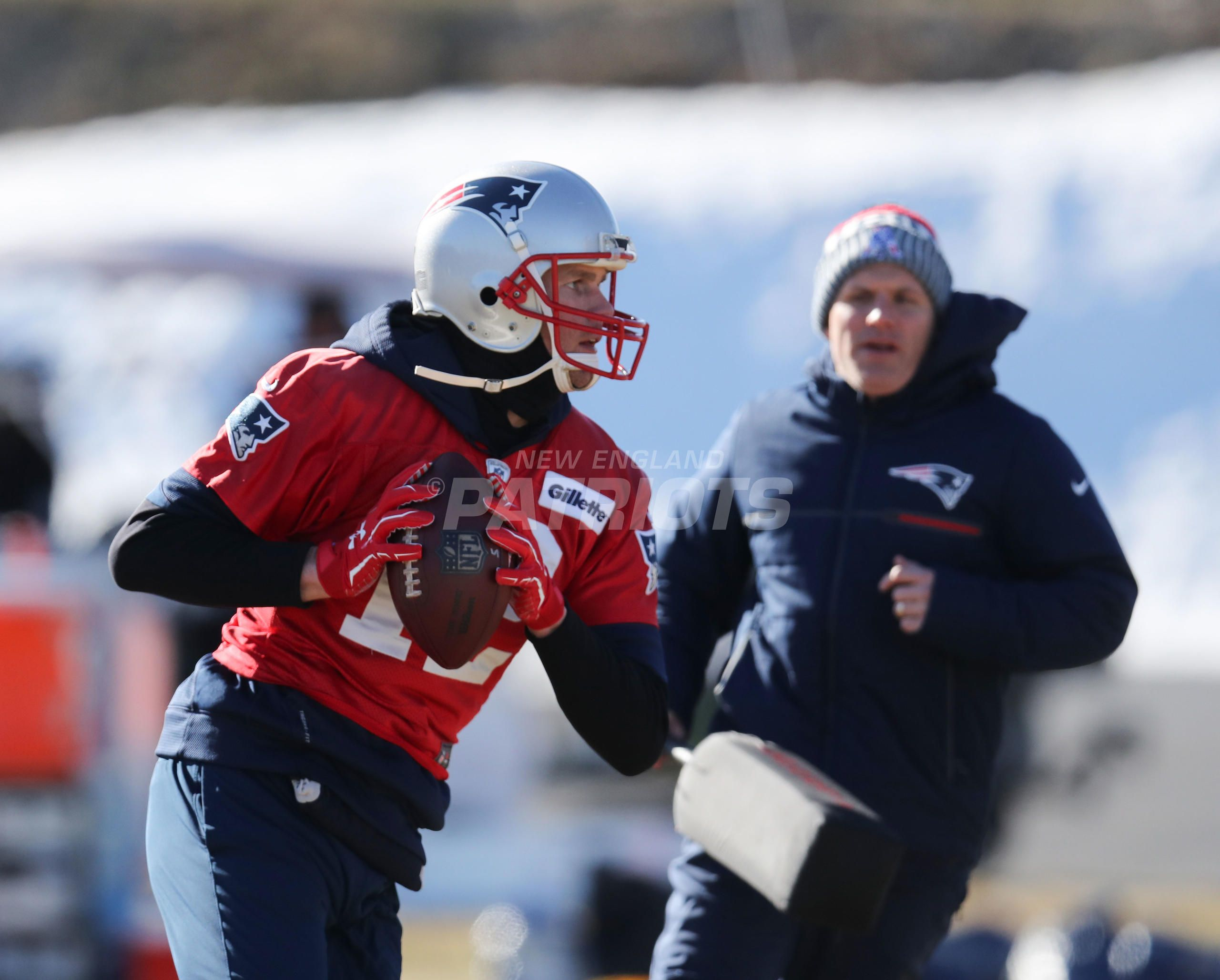 Patriots Commence Sb Lii Bye Week Practices New England Patriots Patriots Patriots News