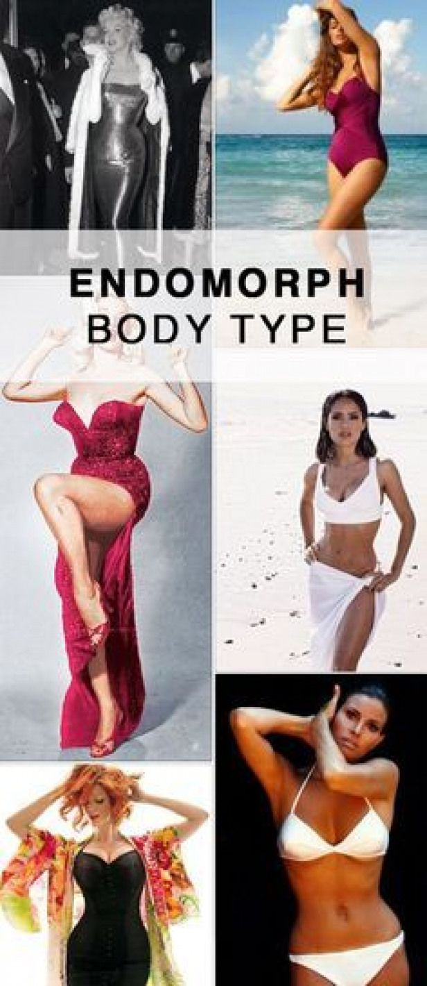 Endomorph Body Type #dietplanstoloseweightforwomen