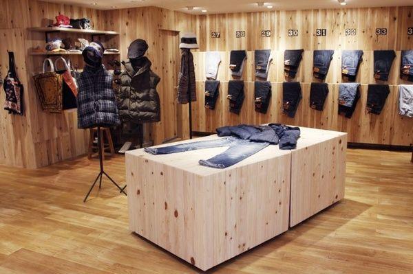 Del Carmen by Sarruc Como montar uma loja de roupa feminina Decoraç u00e3o de lojas de roupa  -> Como Decorar Uma Loja Pequena