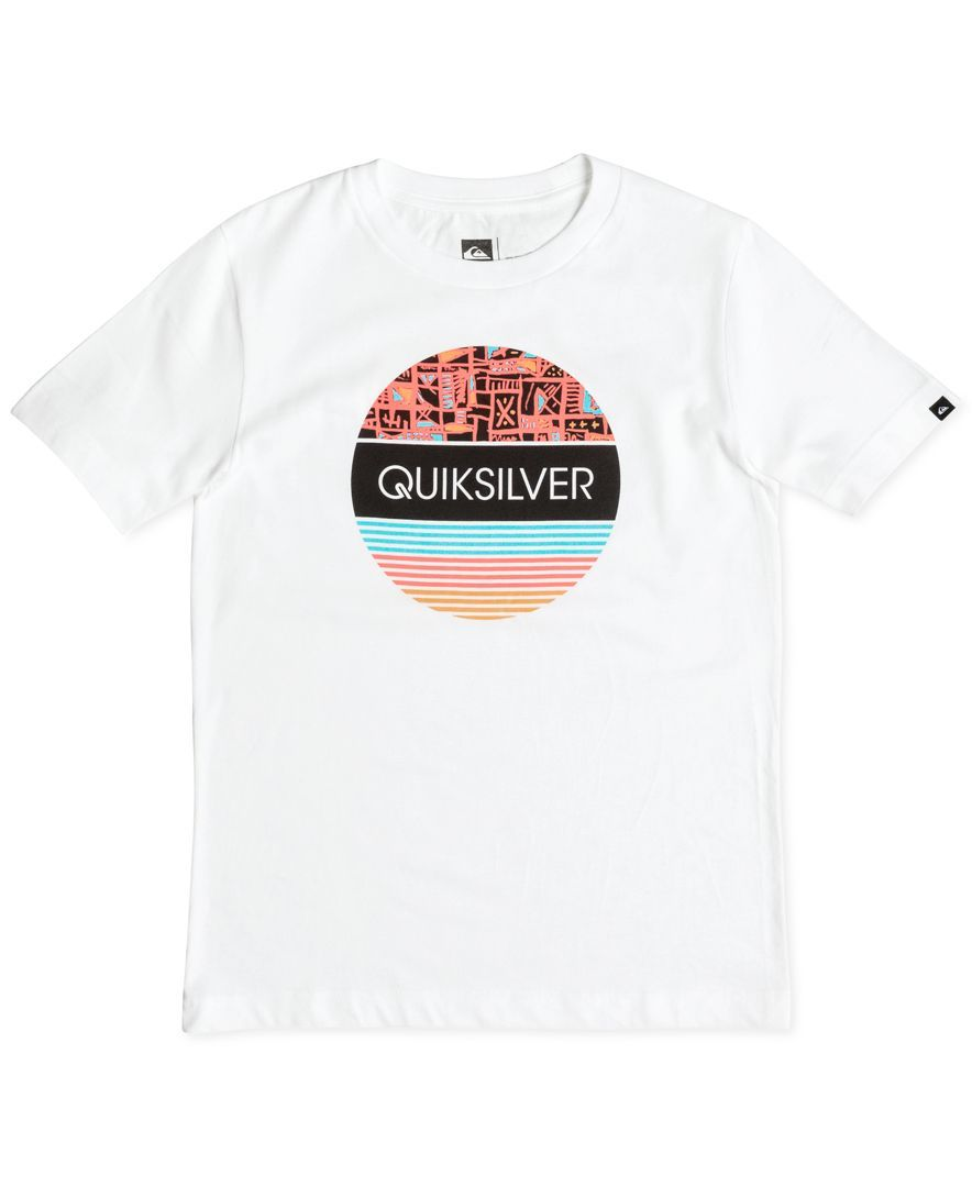 517a51d945 Quiksilver Boys' Color Wheel T-Shirt | Tees in 2019 | Shirts, Tee ...