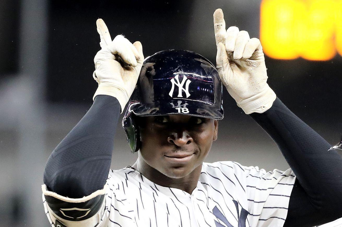 Yankees 2018 Roster Report Card Didi Gregorius Didi Gregorius Derek Jeter Yankees