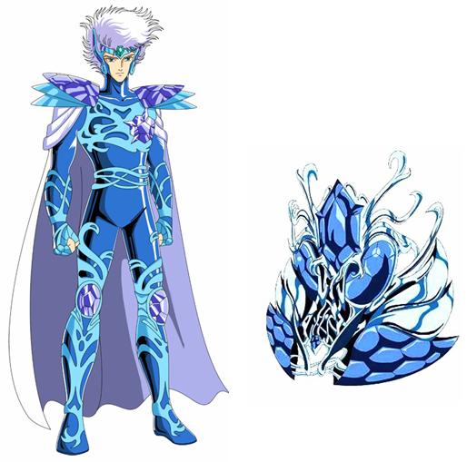 El Caballero de Cristal | Cdz, Cavaleiros do zodiaco, Cavaleiro
