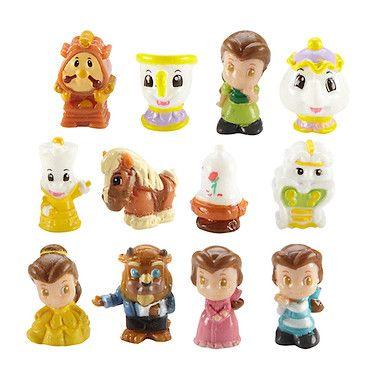 Squinkie Disney Princess Bubble Pack - Belle