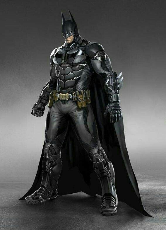 Batman Arkham Knight Batsuit Batman Arkham Knight Batman