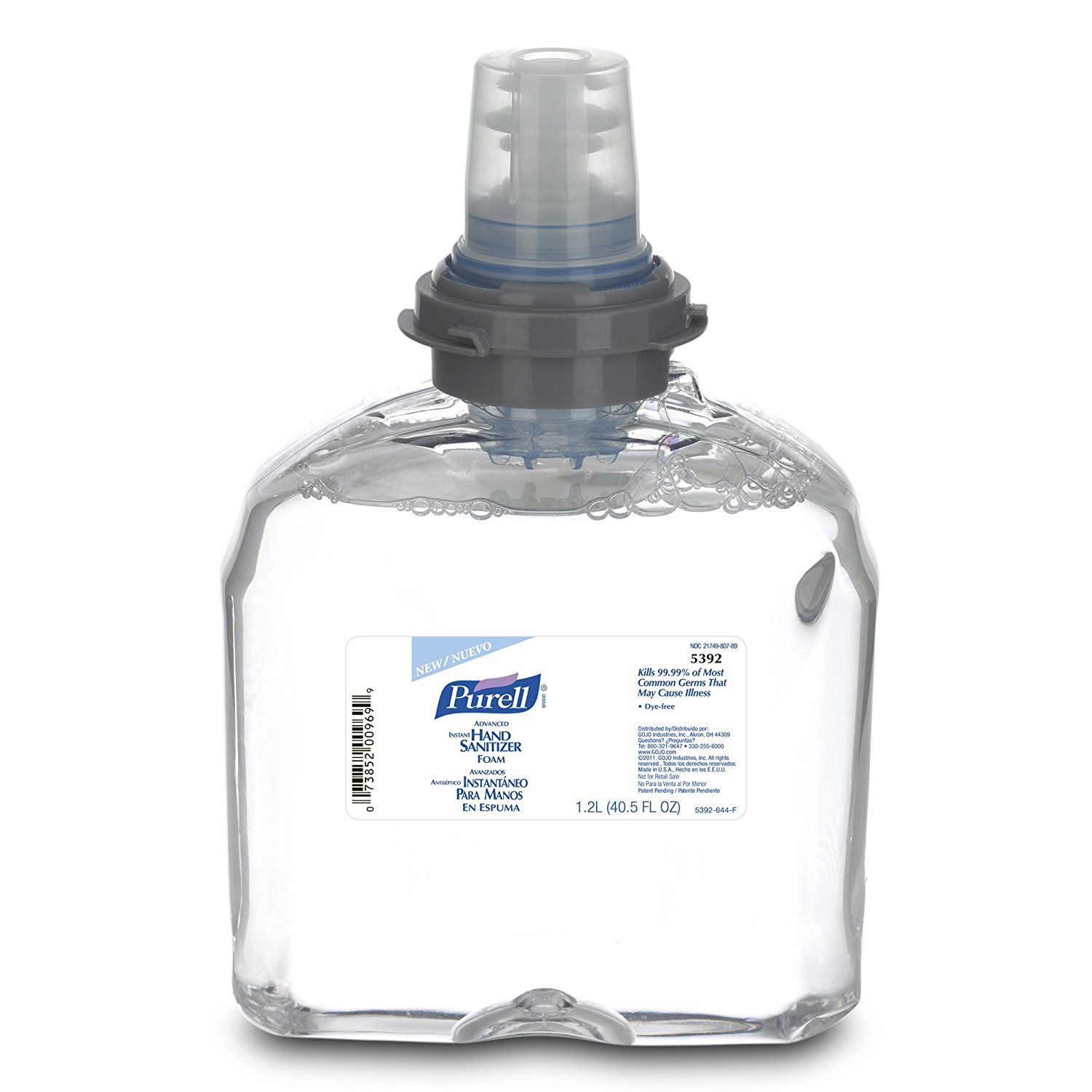 Set Of Purell Nxt Hand Sanitizer Dispenser And Nxt Drip Tray