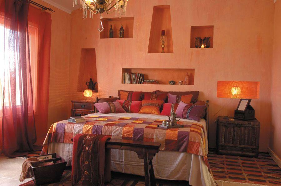 Dormitorio salmon pinterest dormitorio - Dormitorios arabes ...
