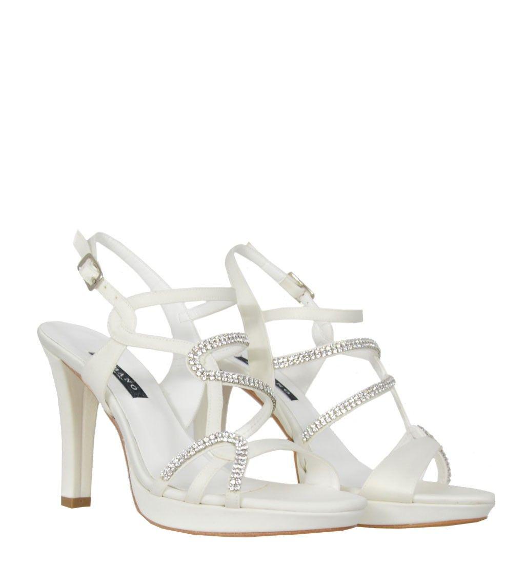 Scarpe Da Sposa Online.Albano Bridal Sandals Scarpe Da Sposa Scarpe Scarpe Da Matrimonio