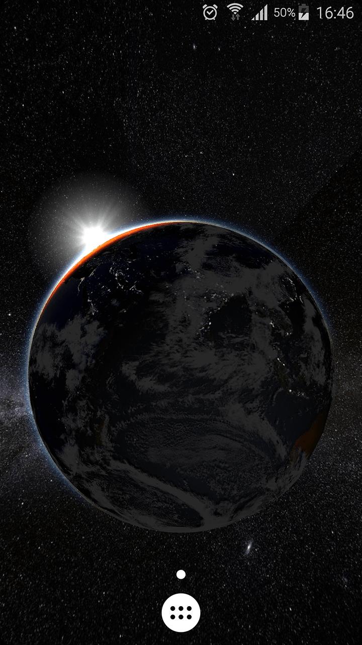 Space 3D Live Wallpaper