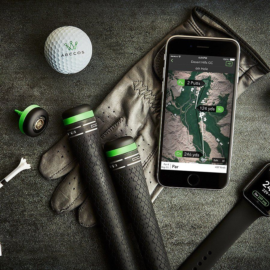 Arccos 360 Golf Performance Tracker (With images) Gifts