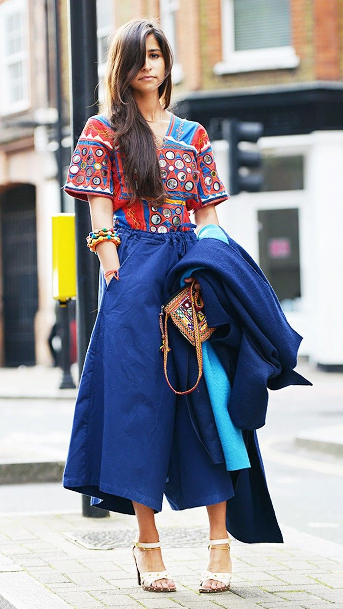 How Fashion Girls Cultivate a Unique Look advise