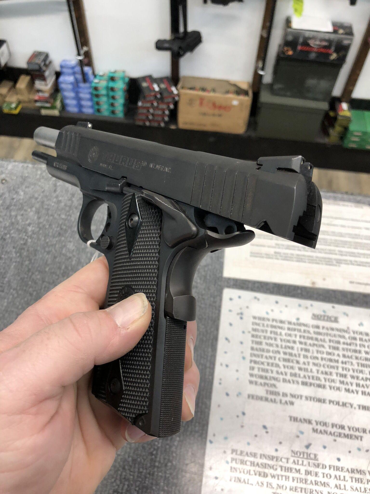 Taurus PT1911 | Firearms & Ammo, #guns, #ammo | Guns, ammo, Guns