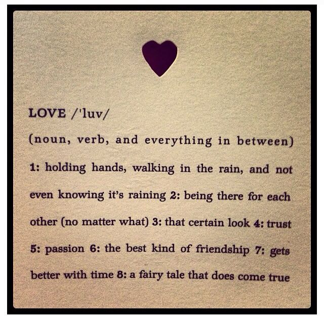 A dreamy definition of what love is love pinterest definitions a dreamy definition of what love is stopboris Gallery
