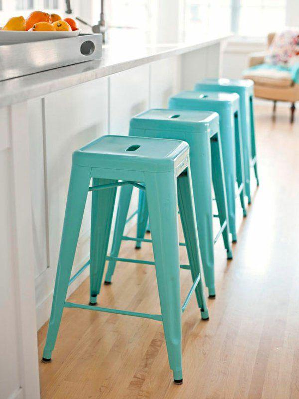 Kleine Küche einrichten und mit ein paar Tricks personalisieren ...