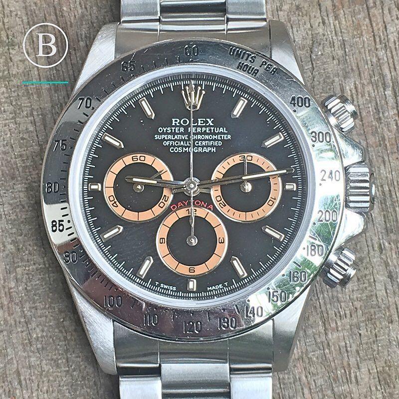 Welcome Rolex Daytona patrizzi dial.  #rolex  #submariner #daytona #explorer #6263  #vintagewatches #rolexvintage #paulnewman #GMT #rolexaholics #daydate #richardmille  #watches  #luxury #vintage #vintagewatches  #love  #PatekPhilippe #patekaholic #Pateklovers #Patekcollector #nautilus  #cosmograph #audemarspiguet #audemars  #watches  #watchporn  #watchmania  #bonanno #dial by bonannoluxuryconcept