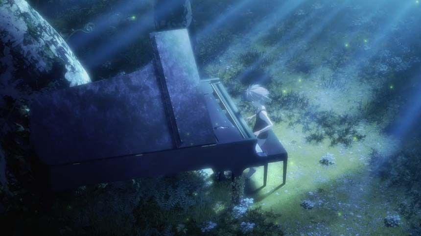 Forest of Piano Netflix (Piano no Mori): Crítica do anime com Trailer Dublado