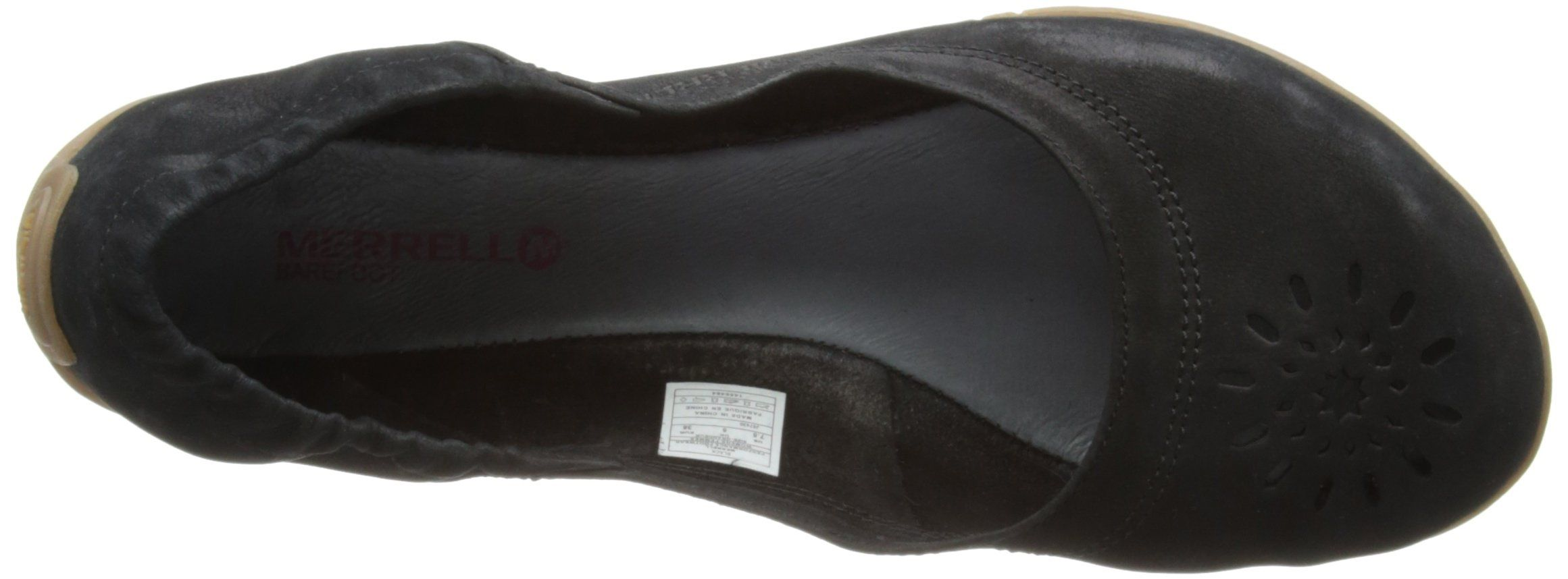 Amazon.com: Merrell Women's Barefoot Life Zest Glove Flat: Merrell: Shoes