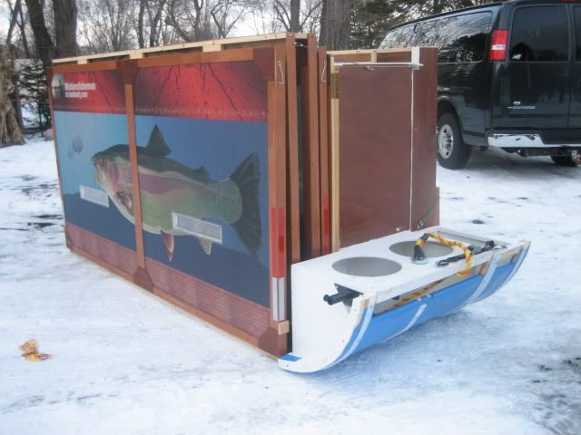 ice fishing sleds - google search | ice fishing | pinterest | ice