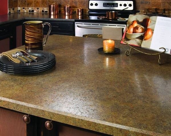 Amazing Cheap Kitchen Countertops Laminate Countertop Granite Appearance Kitchen  Island Countertop Ideas