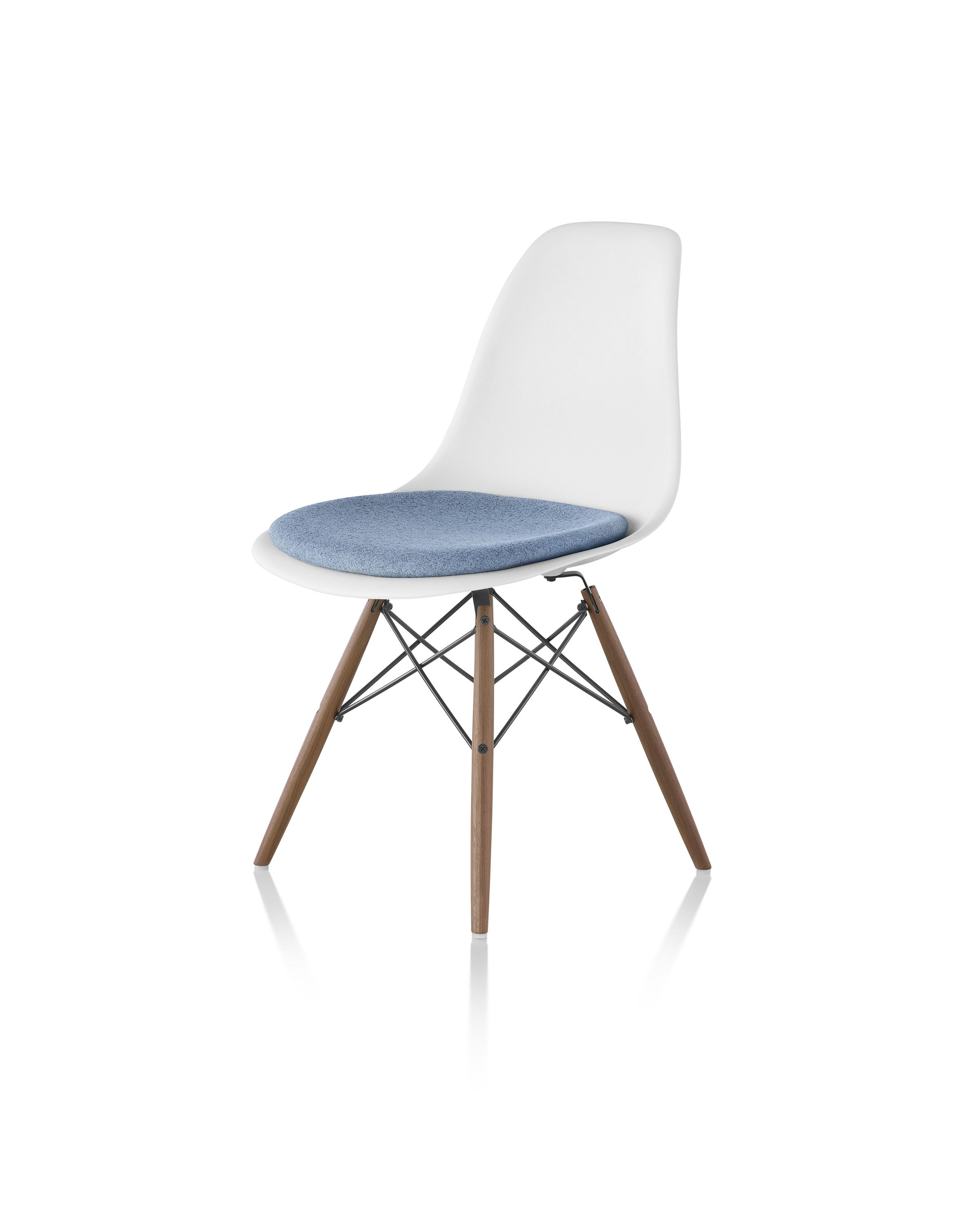 Eames Molded Plastic Chairs - Guest Chairs - Herman Miller  sc 1 st  Pinterest & Eames Molded Plastic Chairs - Guest Chairs - Herman Miller ...