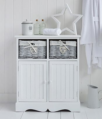 Bathroom Cabinets And Storage Furniture Wide Range Of Sizes Styles Freestanding Units The Hampshire White Cupboard