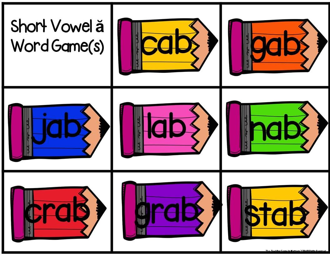 Short Vowel Centers Amp Activities Phonics Practice
