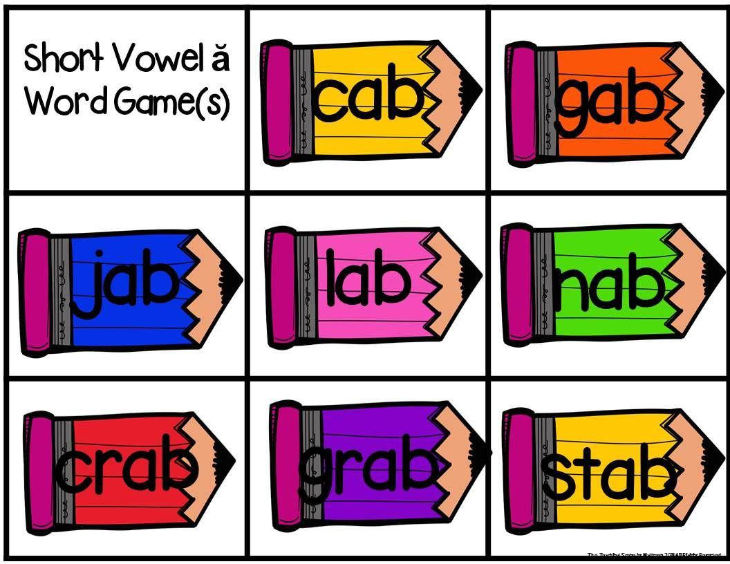 Short Vowel Centers Amp Activities Phonics Practice