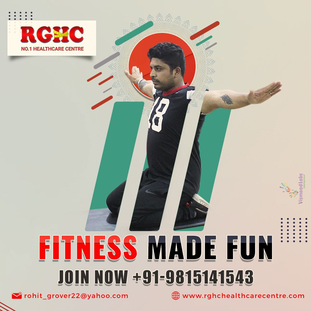 Fitness made fun at rghc gyms near me health care fun