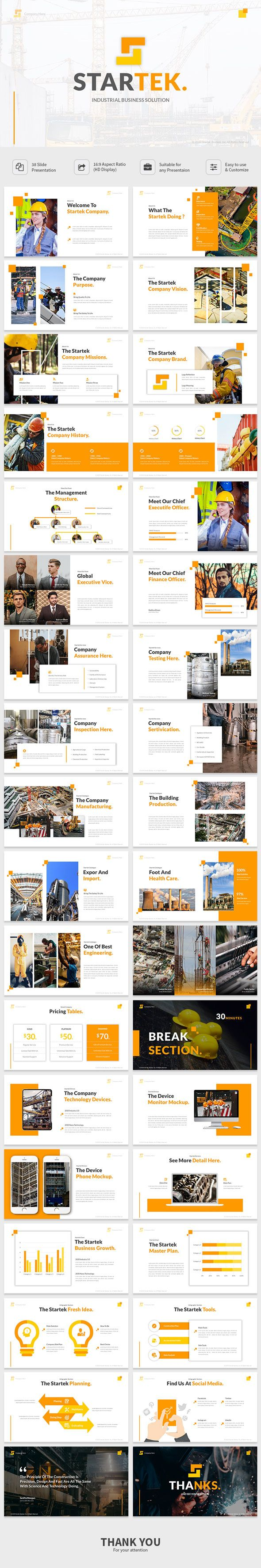 Startek  Keynote Business Solution Presentation Keynote presentation template