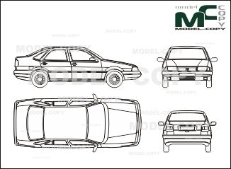Fiat tempra blueprints ai cdr cdw dwg dxf eps gif jpg pdf fiat tempra blueprints ai cdr cdw dwg dxf eps malvernweather Images