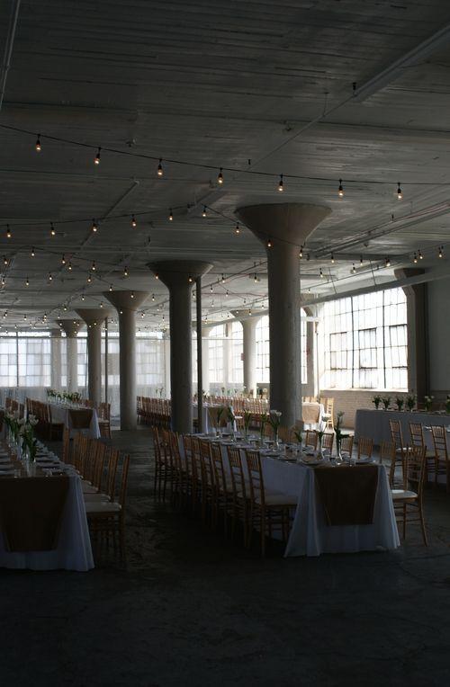 Cleveland Ohio Wedding Venue Industrial Warehouse Loft In Lakewood