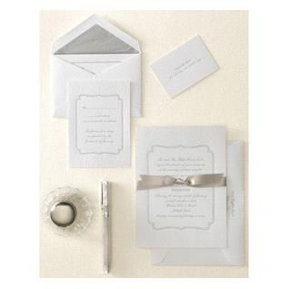 martha stewart, letterpress | Wedding invitation trends ...