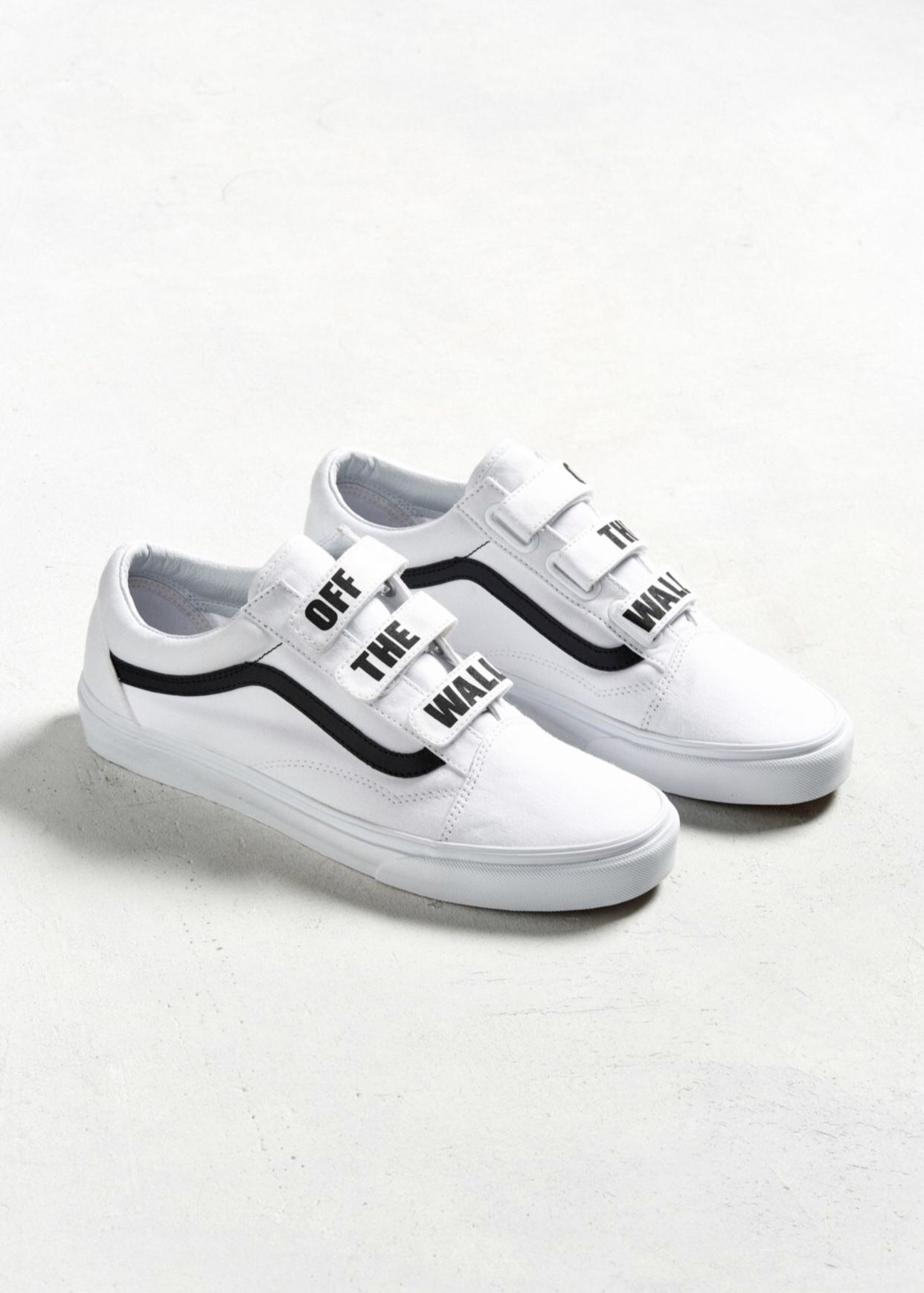 OFF THE WALL STRAP UP VANS  672939ef51