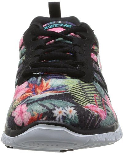online retailer huge inventory excellent quality Skechers Flex Appeal Floral Bloom Damen Sneakers: Amazon.de ...