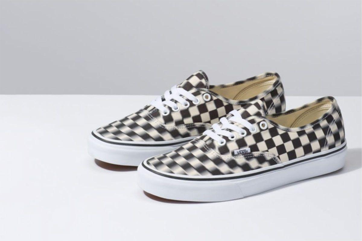 Vans Blur Checkerboard Pack: Release