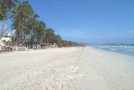 Playa el Yaque es considerada una de las playas mas hermosas que tiene la Isla Magarita