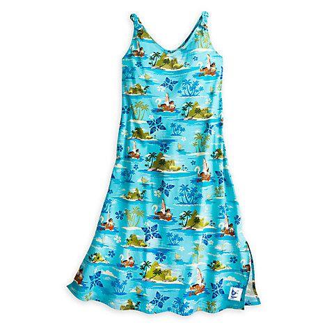 12++ Moana dress disney store info