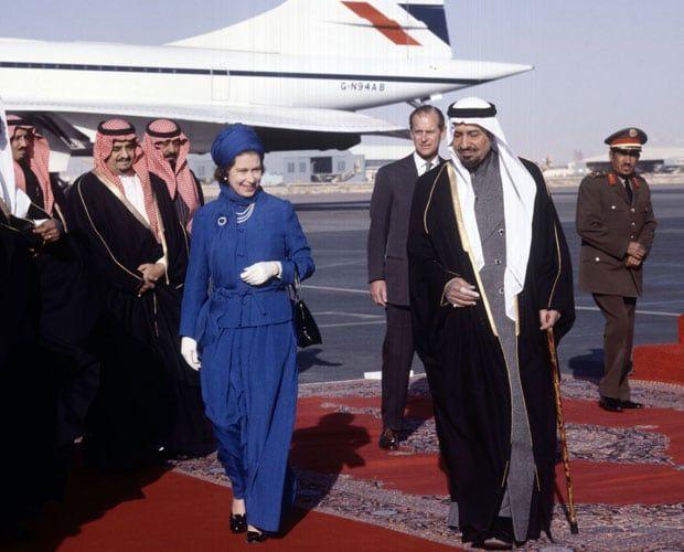 Королева и самолеты :-)