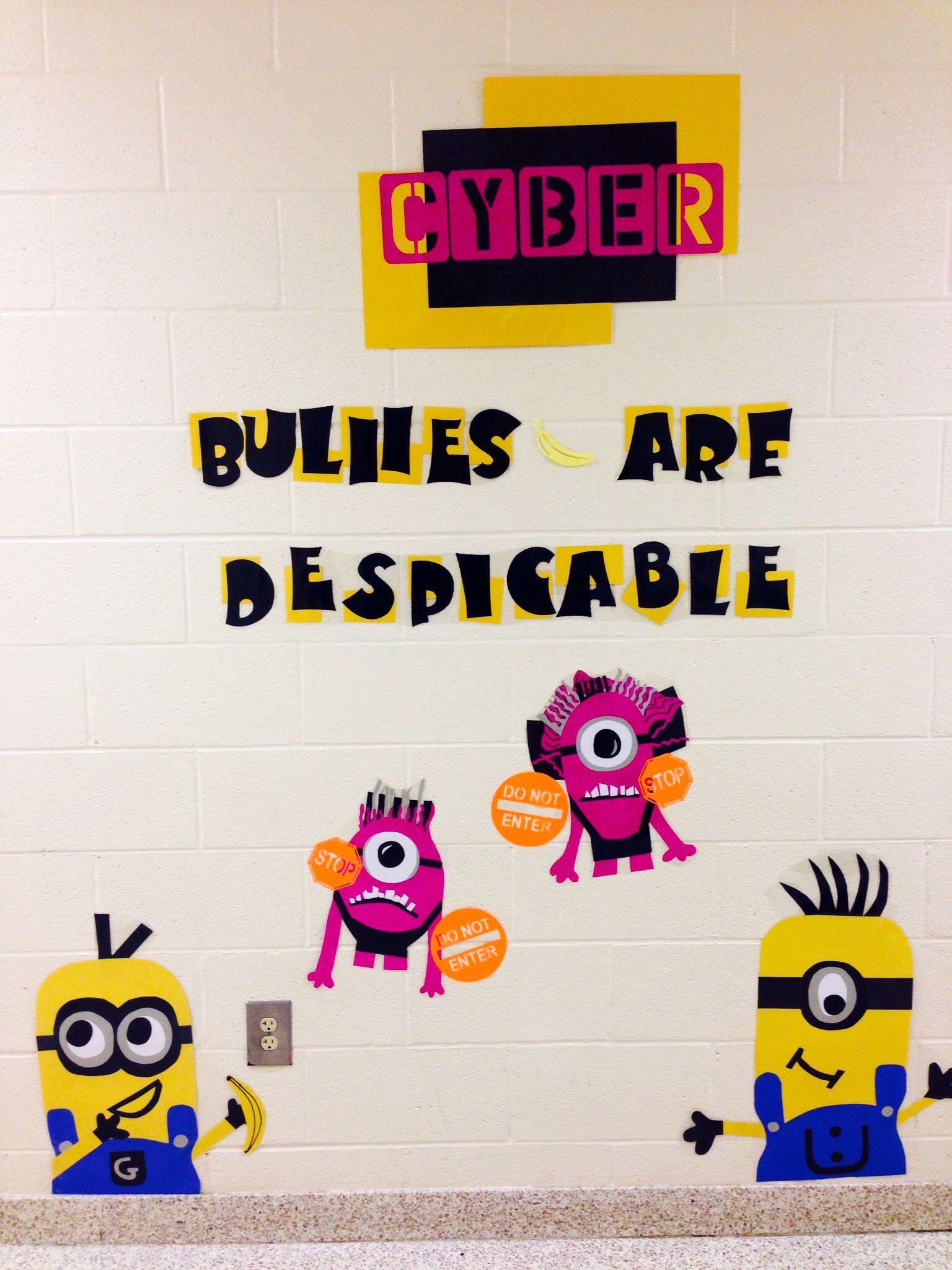 Cyber Bully Wall