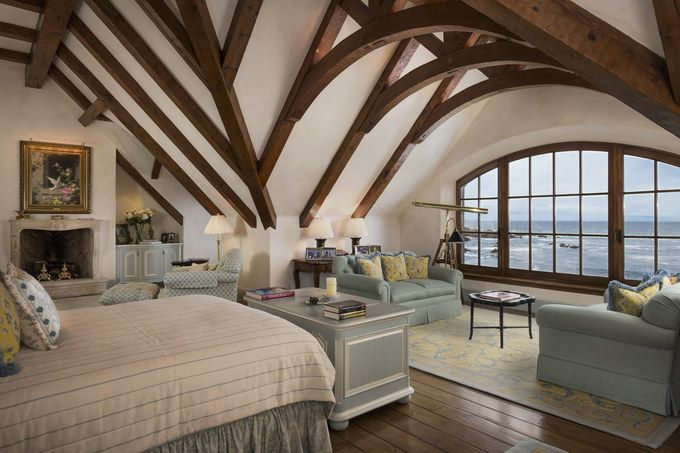 Pebble Beach Waterfront Home for Sale | Architectural Digest