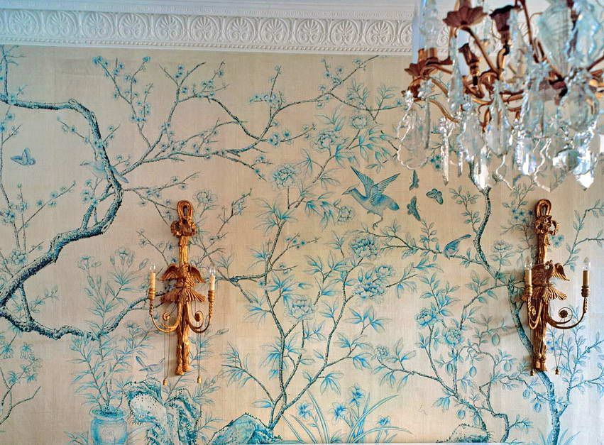 French Country Wallpaper Design Ideas French Wallpaper Wallpaper Neutral Wallpaper