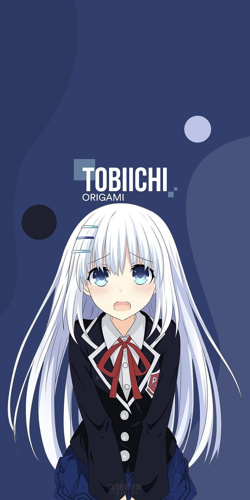 Tobiichi Origami Date A Live