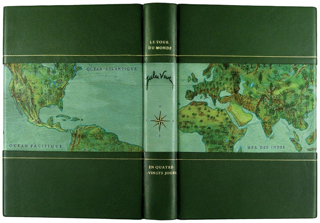 Jules Verne's Le Tour Du Monde En Quatre-Vingts Jours: By the late Jan Sabota 2006.