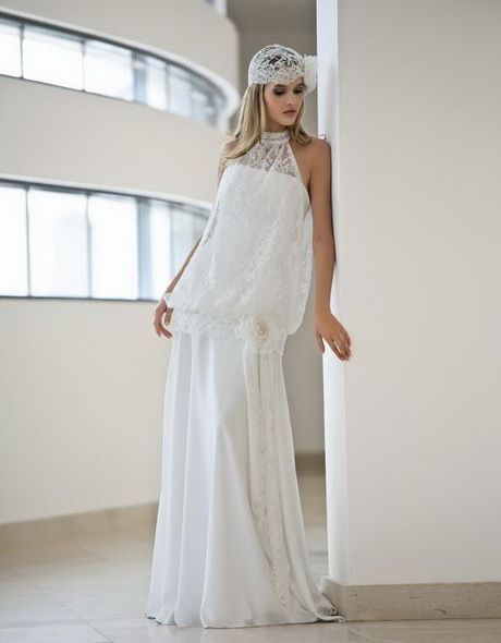 Robe de mariée style charleston | Robe de