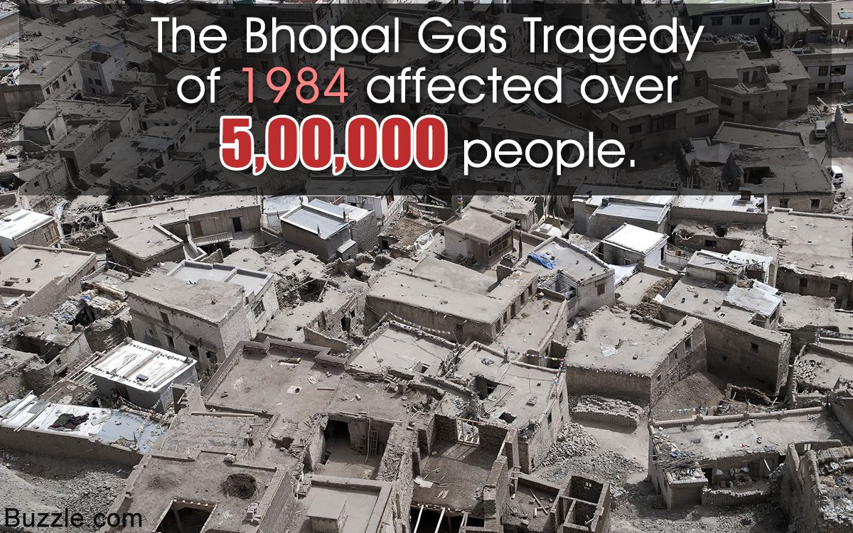 Infamously Known As The Worst Industrial Accident In The World The Bhopal Gas Tragedy Affected Thousands Of People In The Most Awful Ways P Bhopal Tragedy Gas